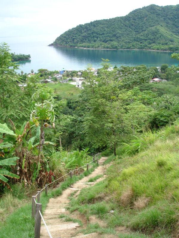 Sendero Ecologico de frontera - Colombo Panameña