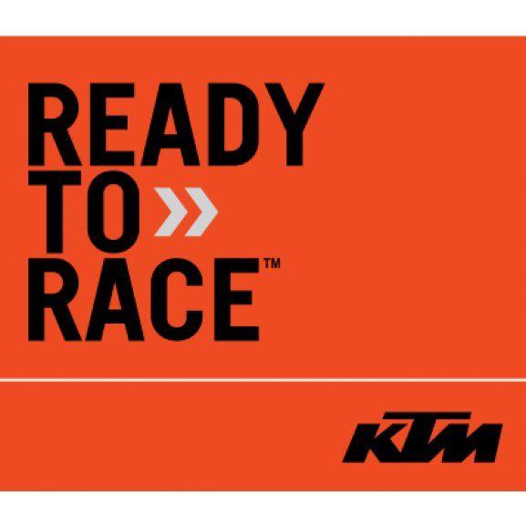 Logo Of Ready To Race Ktm Racing Moto Logo