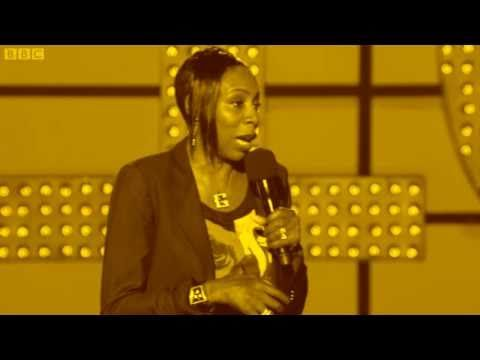 Gina Yashere 2011 The Gold Version HD with English Subtitle captions - YouTube