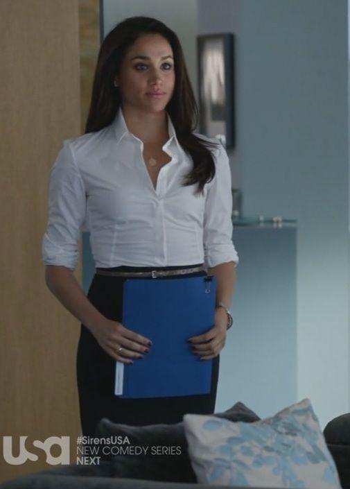 Rachel  Suits s03e14