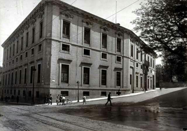 Mejores 69 im genes de palacetes en madrid en pinterest for Ministerio de relaciones interiores espana