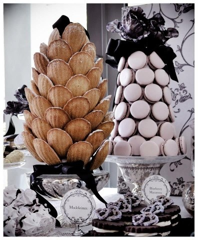 Love these, cookie trees for a party!