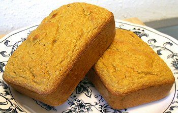 Low Carb Pumpkin Pound Cake - Excellent and has a very nice, moist texture…