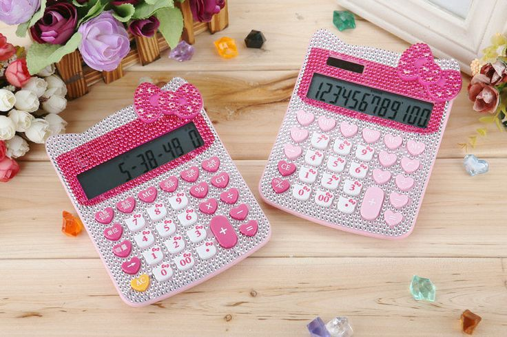 Hello Kitty Solar Calculator //Price: $23.99 & FREE Shipping // World of Hello Kitty http://worldofhellokitty.com/hello-kitty-scientific-12-digital-solar-calculator-cute-luxury-rhinestone-crystal-diamond-dual-power-calculadora-wholesale/    #toys