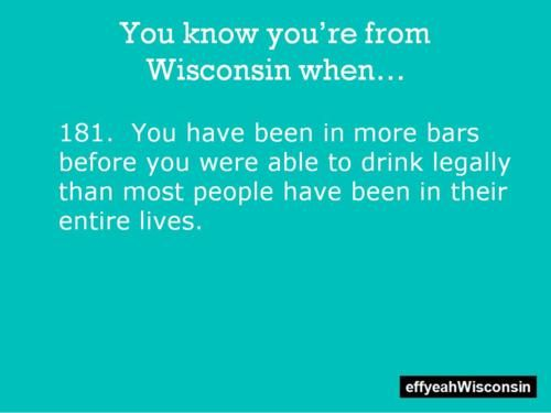 you know you're from wisconsin when - Google Search