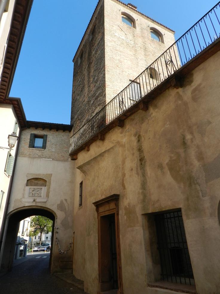 Porta Monticano, Conegliano
