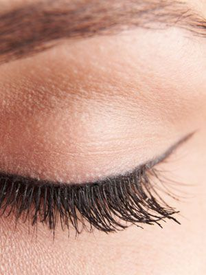 DIY EYELINER:Melt coconut oil until it is at a liquid state. Next, grab the cocoa powder, and mix until it is all dissolved. Pour the remains into your old eye shadow containers, and let cool