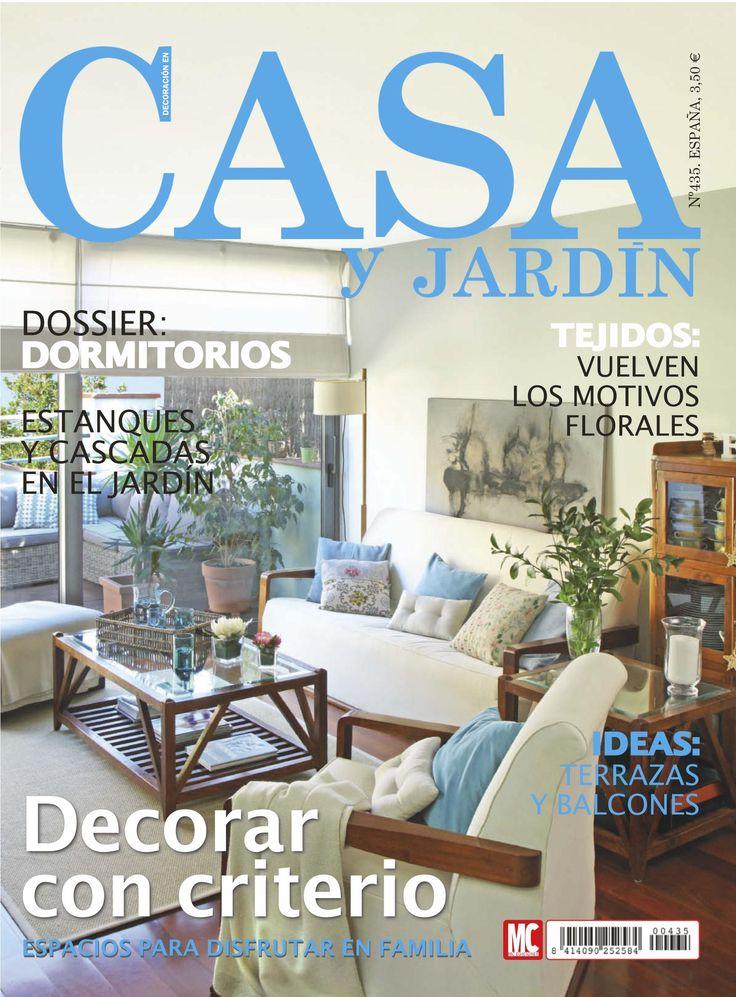 Revista casa y jardin 435 decorar con criterio for Revista decoracion casa