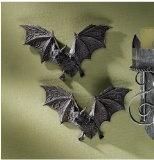 The Vampire Bats of Castle Barbarosa Wall...
