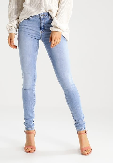 Un Jean PARIS - Slim fit jeans - bright blue - Zalando.nl
