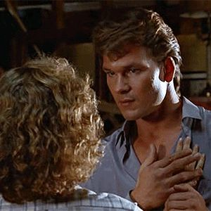 Pin for Later: 22 Things Dirty Dancing Taught You Besides Dirty Dancing DON'T faint if someone this good-looking puts your hand on his heart.