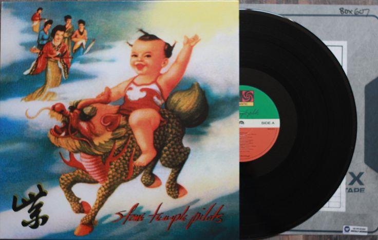 Stone Temple Pilots - Purple LP 180gr