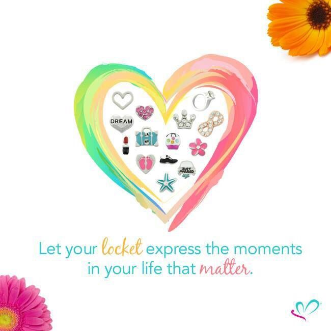 {Happy Friday!}  Let your locket express the moments in your life that matter.   www.lilyannedesigns.com.au/meganelliott   #LilyAnneDesigns #PersonalisedLockets