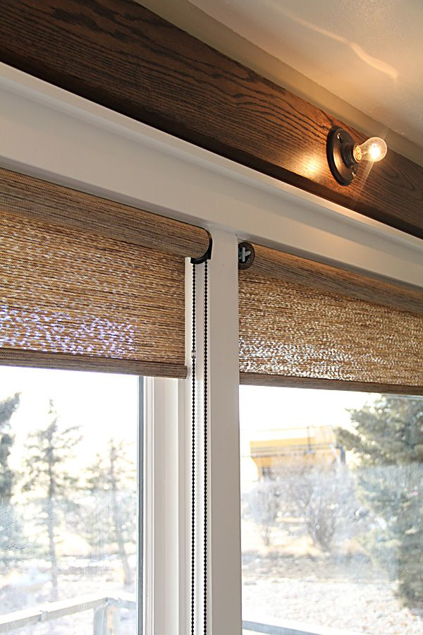 Best 25 roller shades ideas on pinterest window roller for Restoration hardware window shades