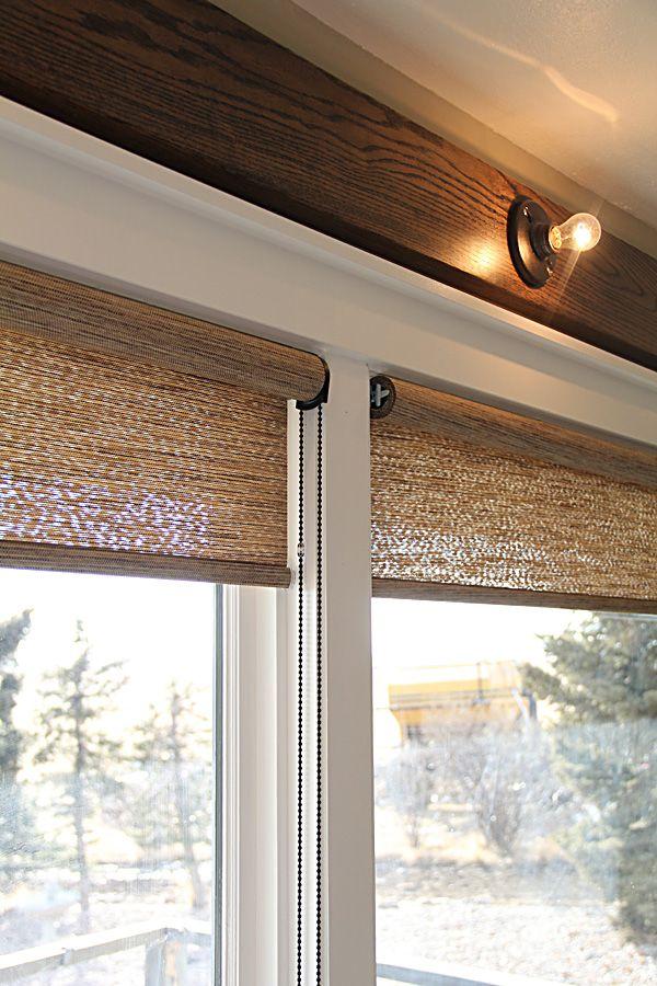 Best 25 roller shades ideas on pinterest window roller for Restoration hardware window shades