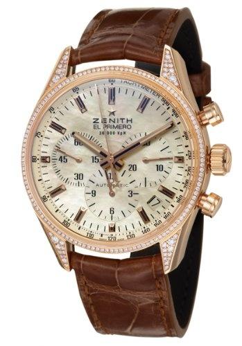 #1: Low price  Zenith El Primero 36'000 VPH 38 mm Women's Automatic Watch 22-2150-400-82-C709 Sale