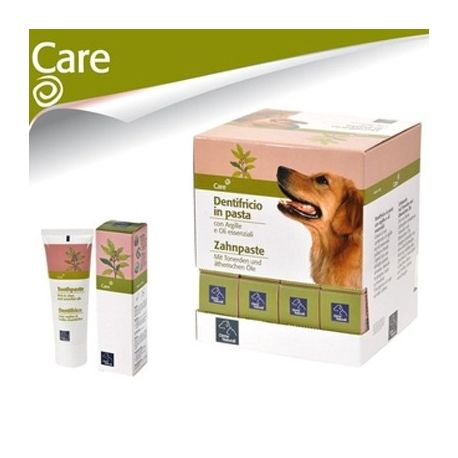 ORME NATURALI Dentifricio in pasta per Cani linea Care 70 ml 7,17 €. #dentifriciocani