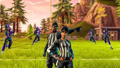 Fortnite Nfl Skins Rarities Revealed And All Patch V622 Leaked