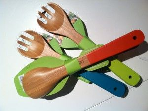 Toss you salad in style with Core Bamboo!
