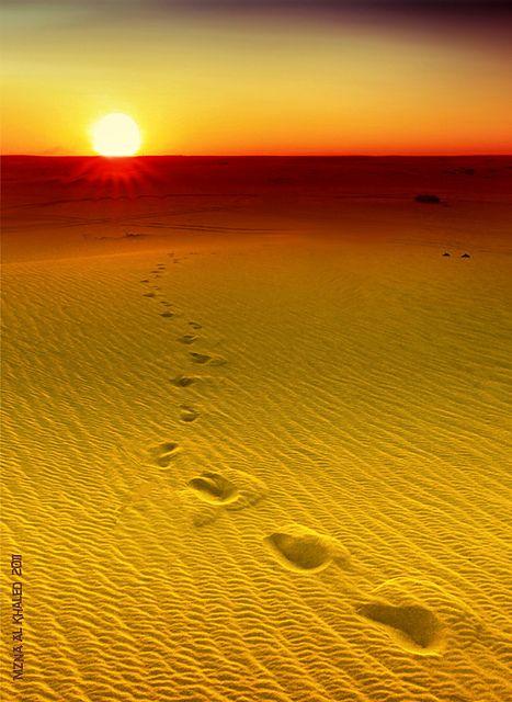 Sunshine can make anything gold.....