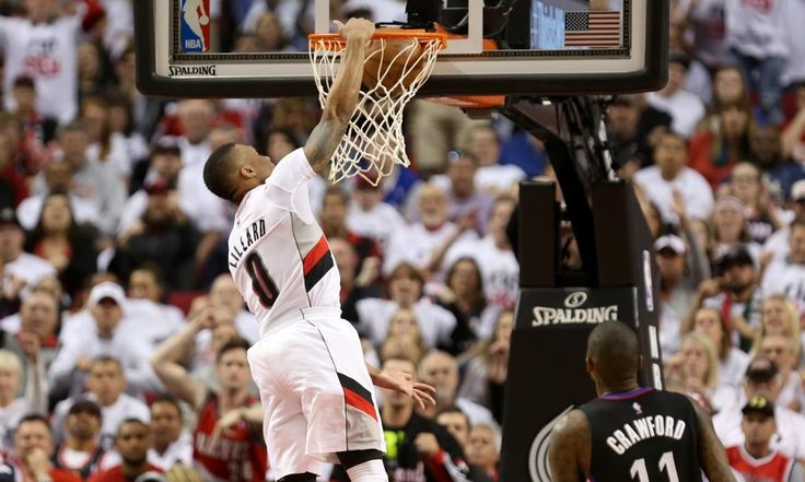 Trail Blazers hope to take advantage of injured Western Conference = Monday was about as hectic of a day as the NBA's seen in recent memory.  After an MRI revealed that Golden State Warriors star and likely MVP Stephen Curry will miss at least the next two weeks of the playoffs with a.....