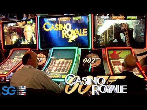 Casino Games James Bond