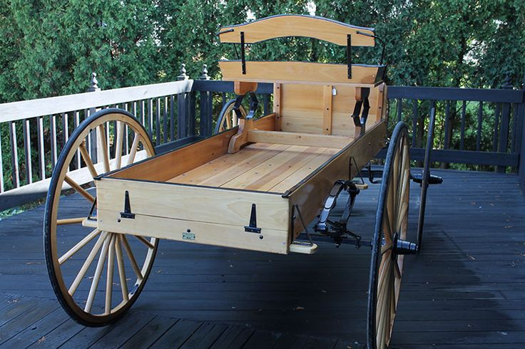 horse drawn wagon plans - Google Search