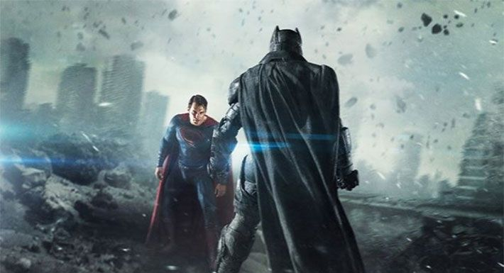 Batman v Superman: Dawn of Justice yeni fragman ve IMAX posteri #batmanvsuperman
