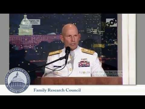 [WATCH] It Takes 2 Just Minutes for a Rear Admiral to Destroy Obama's Bible Plan -- President Obama has a plan to try to keep Christians in the military from getting Bibles from fellow soldiers. Muslims call it proselytizing. It only takes a Rear Admiral 2 minutes to destroy Obama's plan. While this Rear Admiral may have just placed himself on the next purge list, he's coming forward with information that Proves Individuals In The Military Are Being Told Not To Share Their Faith. [...] 09/11