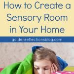 Creating a Sensory Room At Home {Introducing Achievement Products for ...