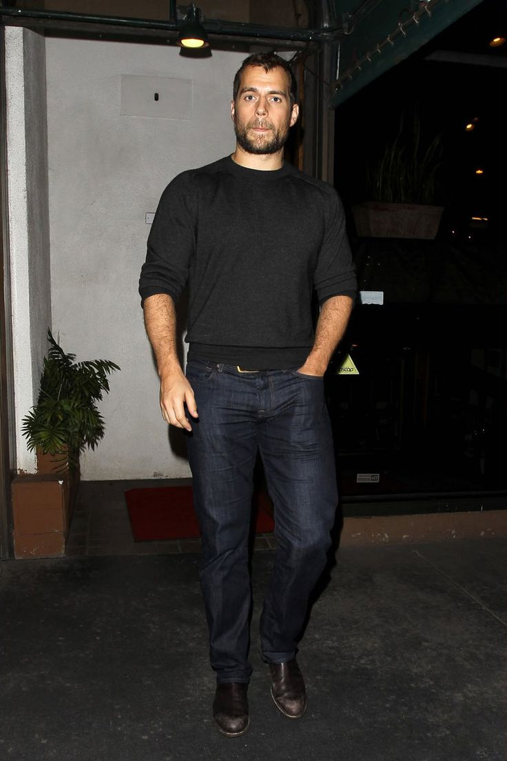 Henry Cavill out and about in West Hollywood