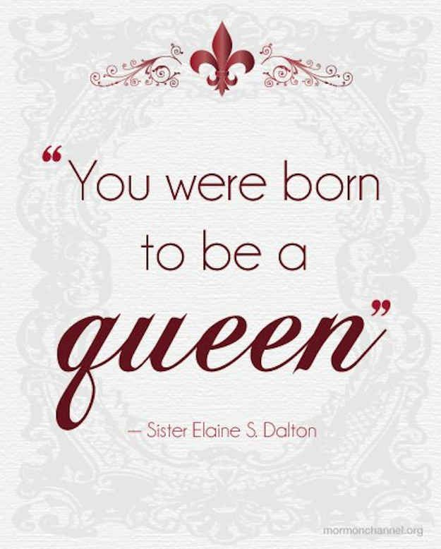 I was born for this~Queen Dyamend.......no changing now..... D.J~M