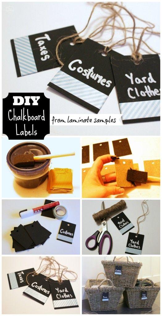 Best 25 chalkboard labels ideas on pinterest chalk for Diy chalk labels