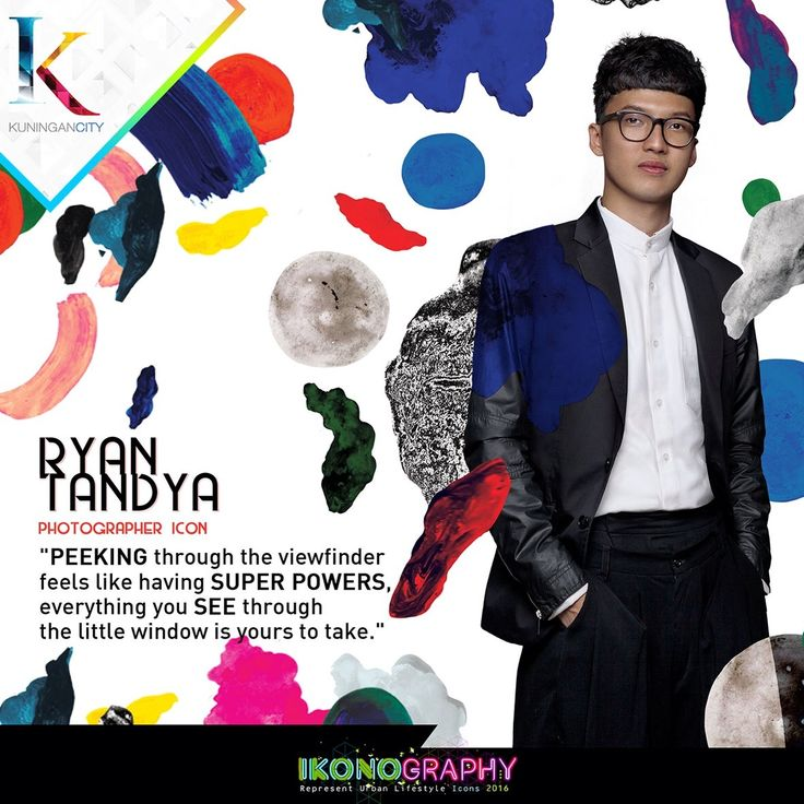 Ryan Tandya Photographer Icon Ikonography 2016