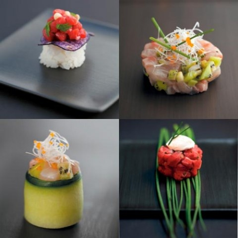 Cucina molecolare & sushi