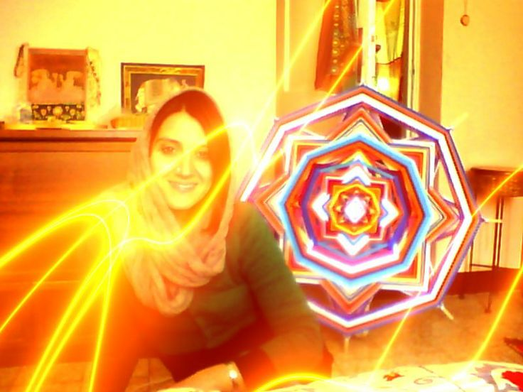 Love Ray Mandala * Mandala Raggio d'Amore