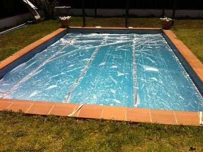 las 25 mejores ideas sobre piscinas caseras en pinterest On alguicida casero para piscina