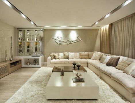 17 best images about ideias para a casa on pinterest for Salas de casas modernas