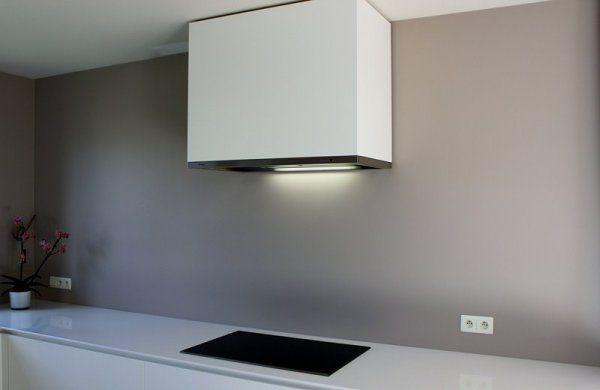 Keuken Zelf Maken : Afzuigkap Voor Wand