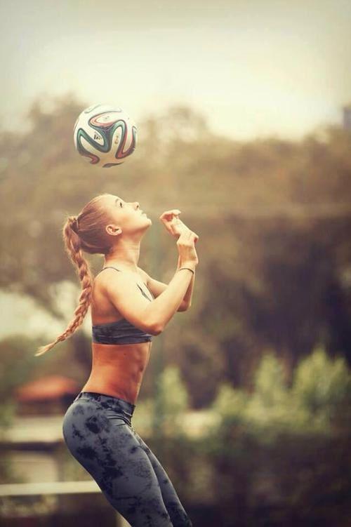 soccer! #fitspo