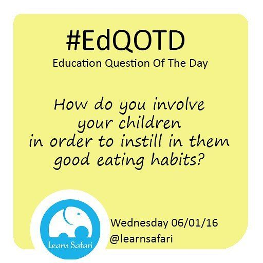Are you raising a picky eater? Or does your kid likes to snack on carrot sticks? Tell us all about your go-to hacks for making sure your kids (and grown-ups) eat 5-a-day :) #pickyeater #parenting #veggies #fitmeal #EdQOTD #QOTD #5aday #education #cleaneating #chat #kidscancook