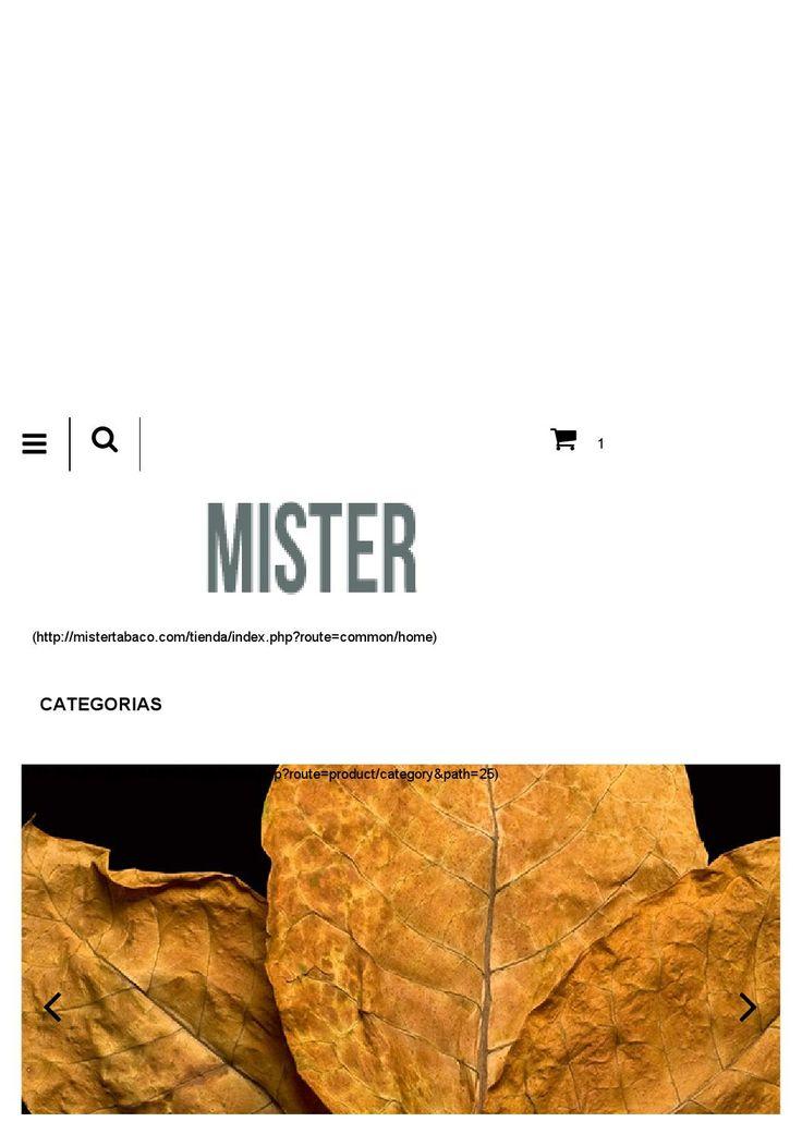 http://www.mistertabaco.com #hoja de tabaco natural, #tabaco desvenado, #tabaco sin desvenar, #maquinas para entubar, #bolsas de filtros, #papel de liar tabaco, #tabaco natural,