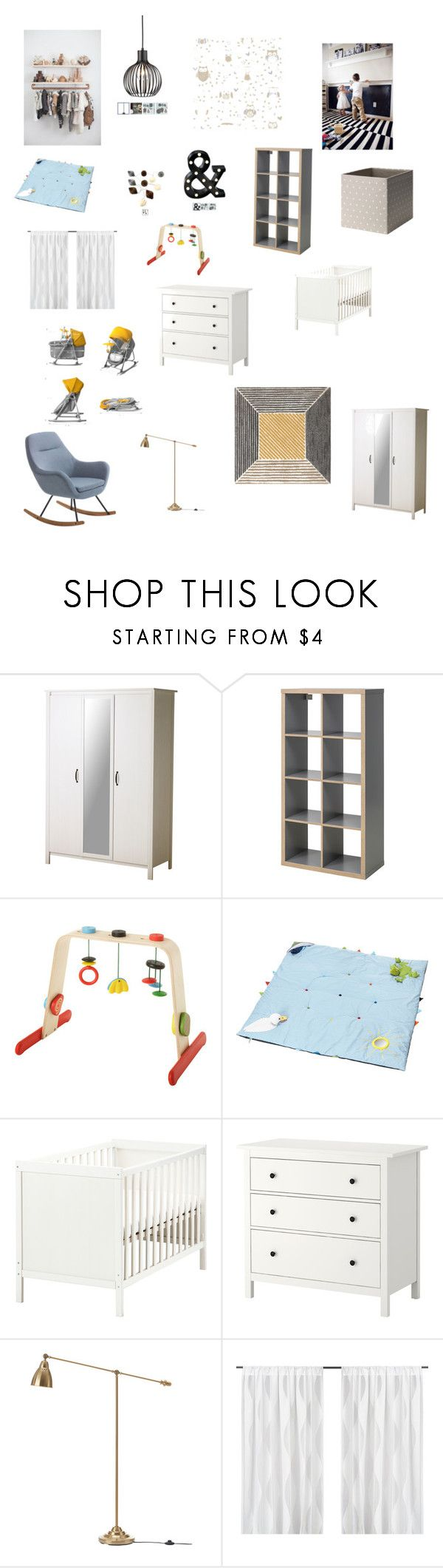 """kids room"" by spimonique on Polyvore featuring interior, interiors, interior design, home, home decor, interior decorating and Leka"