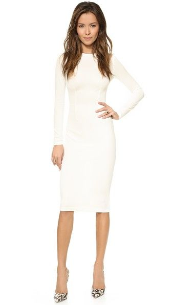 Look comfortable and modern, 5th & Mercer Long Sleeve Dress