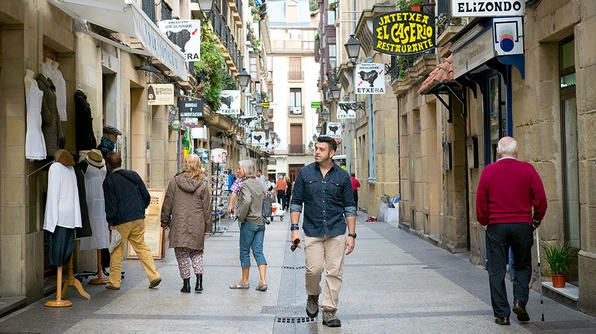 San Sebastian, Spain: Favorite Places