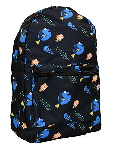 Finding Dory Nemo Allover Print Sublimated Backpack * This is an Amazon Affiliate link. Want to know more, click on the image.