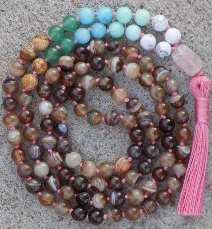 Excited to share the latest addition to my #etsy shop: Ombre Creativity Mala - Multistone mala -108 bead mala - prayer bead necklace - meditation - yoga - tassel necklace - gemstone mala http://etsy.me/2CpySDs #jewelry #necklace #ombre #malanecklace #108beadmala #japam