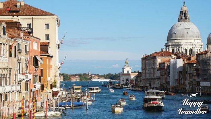Βενετία: η ερωτιάρα πόλη της Ιταλίας