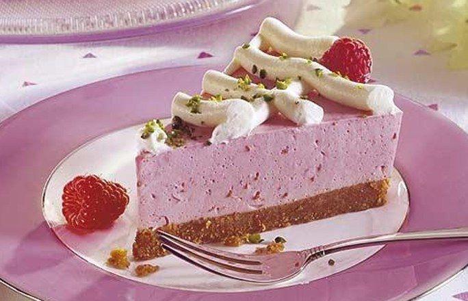 Himbeer-Cappuccino-Torte - Schnelle Torten - ohne viel Aufwand köstliche Kuchen backen