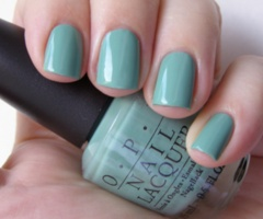 Love the greenish blue color!